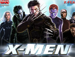 Click here to play X Men Slots